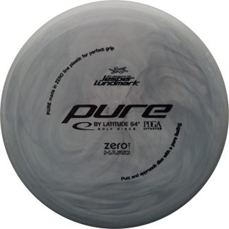 Latitude 64 Pure in zero hard swirly grey plastic.