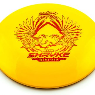 Innova Star Shryke Yellow with Red stamps