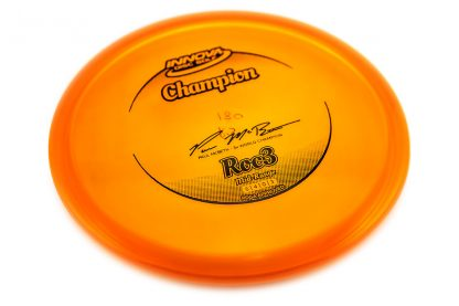 Roc3 - Champion Orange - Black stamp