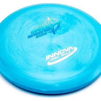 innova Mako3 in blue star plastic.