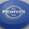 Pioneer - Special Edition - blue - special-blend - silver - 174g - pretty-flat - somewhat-gummy