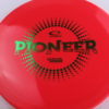 Pioneer - Special Edition - red - special-blend - green - 174g - pretty-flat - neutral