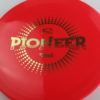 Pioneer - Special Edition - red - special-blend - gold - 175g - pretty-flat - neutral