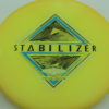 Stabilizer - Eclipse - SE - glow-yellow-orange-2 - silver-holographic - blue - black - 169g - 3311 - super-flat - neutral