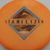Stabilizer - Eclipse - SE - glow-orange - silver-holographic - blue - black - 173g - 3311 - super-flat - neutral