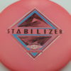 Stabilizer - Eclipse - SE - glow-pink - silver-holographic - blue - black - 174g - 3311 - super-flat - neutral