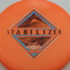 Stabilizer - Eclipse - SE - glow-orange - silver-holographic - blue - black - 166g - 3311 - super-flat - neutral