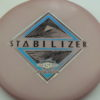 Stabilizer - Eclipse - SE - glow-purple - silver-holographic - blue - black - 173g - 3311 - super-flat - neutral