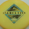 Stabilizer - Eclipse - SE - glow-yellow-orange-2 - silver-holographic - blue - black - 173g - 3311 - super-flat - neutral