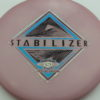 Stabilizer - Eclipse - SE - glow-light-purple - silver-holographic - blue - black - 173g - 3311 - super-flat - neutral