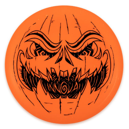 Halloween DX Aviar - Orange with Black foil stamp