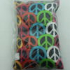 WhyDry Chalk Bags - peace-signs