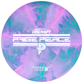 Discraft and Paige Pierce Proto Fierce!