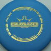 Guard - Prime - blue - gold - 173g - 173-9g - super-flat - pretty-stiff