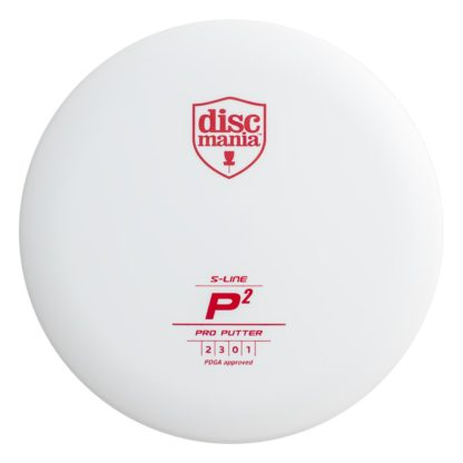 S Line P2 - White with Red foil