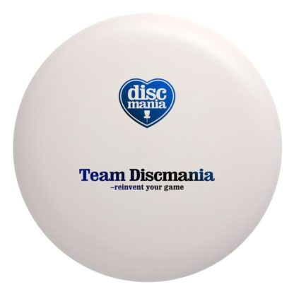 Team Discmania Support Discs with heart stamp.