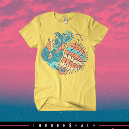 Thought Space Birdie Brigade Shirt.