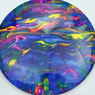 Jeff Ash Brainwave Discs. Jeff Ash Brainwave Dyes. Jeff Ash Brainwave Dyed Discs.