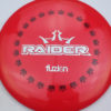 BioFuzion Raider - redpink - black - silver-fracture - 174g - 175-0g - neutral - somewhat-stiff