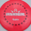 BioFuzion Raider - redpink - black - silver-fracture - 174g - 175-8g - neutral - somewhat-stiff