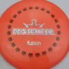 BioFuzion Raider - pinkorange - black - silver-fracture - 175g - 176-9g - neutral - somewhat-stiff