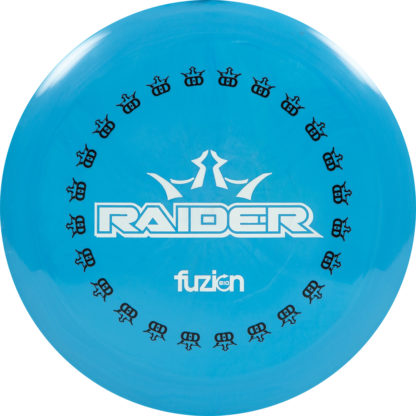 Dynamic Discs BioFuzion Raider. Bar stamp Raider. Ring Stamp Raider.
