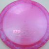 Opto-X Chameleon Recoil - Albert Tamm - pink - pink - 174g - 176-2g - pretty-domey - somewhat-stiff