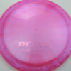 Opto-X Chameleon Recoil - Albert Tamm - pink - pink - 173g - 174-8g - pretty-domey - somewhat-stiff