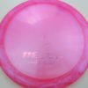 Opto-X Chameleon Recoil - Albert Tamm - pink - pink - 173g - 174-0g - pretty-domey - somewhat-stiff