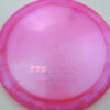 Opto-X Chameleon Recoil - Albert Tamm - pink - pink - 173g - 175-3g - pretty-domey - somewhat-stiff