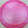 Opto-X Chameleon Recoil - Albert Tamm - pink - pink - 175g - 177-0g - pretty-domey - somewhat-stiff