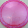 Opto-X Chameleon Recoil - Albert Tamm - pink - pink - 176g - 177-7g - pretty-domey - somewhat-stiff