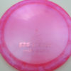 Opto-X Chameleon Recoil - Albert Tamm - pink - pink - 174g - 175-8g - pretty-domey - somewhat-stiff