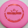 Guard - Prime - pink - red - 174g - 173-8g - super-flat - pretty-stiff