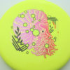 Praxis - Aura - yellow - red-pink - gold - black - 175g - 176-2g - somewhat-flat - neutral