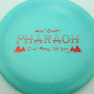 Dave Feldberg Pharaoh Metal Flake Glow Pharaoh