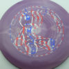 Swirly Vengeance - OTB Voodoo Doll - flag - 175g - 175-3g - somewhat-flat - somewhat-gummy