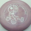 Swirly Vengeance - OTB Voodoo Doll - silver-diamond-plate - 175g - 177-7g - somewhat-flat - neutral