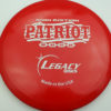Patriot - red - icon - white - 304 - 175g - 177-4g - somewhat-domey - somewhat-gummy