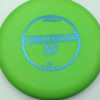 Challenger SS - green - d-line - blue - 173-175g - 173-9g - super-flat - somewhat-stiff