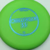 Challenger SS - green - d-line - blue - 173-175g - 174-3g - super-flat - somewhat-stiff