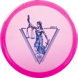 Dynamic DIscs Lucid Glimmer Justice