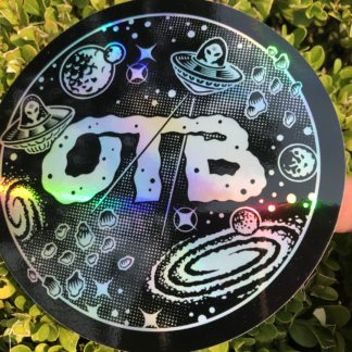 OTB Space Sticker