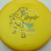 Mint Discs Mustang - yellow - sublime - black - blue - silver - 168g - 168-9g - super-flat - neutral