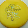 Mint Discs Mustang - yellow - sublime - black - blue - silver - 168g - 169-0g - super-flat - neutral