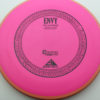 Envy - pink - light-orange - electron-firm - black - 304 - 1194 - 174g - 173-6g - slight-dome-to-a-puddle-top-center - pretty-stiff