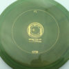 F1 - 750 Spectrum - OTB Stamp Only 200 made - gold - 304 - 171g - 169-6g - somewhat-flat - somewhat-stiff
