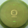F1 - 750 Spectrum - OTB Stamp Only 200 made - green - gold - 171g - 169-7g - neutral - somewhat-stiff