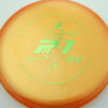 Seppo Pa1 - orange - green - 171 - 172-1g - super-flat - neutral