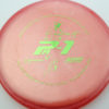Seppo Pa1 - redpink - green - 174g - 175-7g - super-flat - neutral